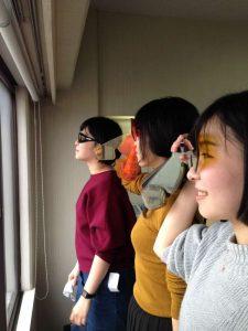 視能訓練士学科1年制 施設見学に行ってきました!
