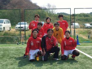 サッカー部 「アンプティサッカー大会」に参加しました!