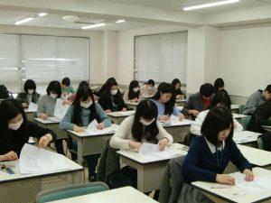 視能訓練士学科3年制 新3年生 国家試験対策本格始動!