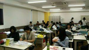 視能訓練士学科1年制 お昼休みに潜入!