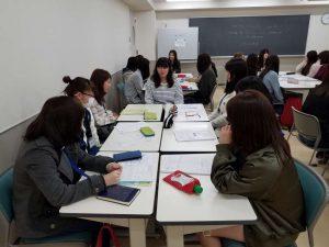 視能訓練士学科3年制 上級生から新入生へ!