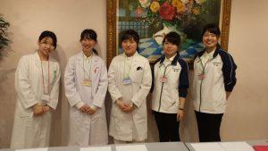 視能訓練士学科1年制 卒業生に会えるオープンキャンパス!