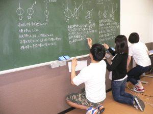 視能訓練士学科1年制 「視能矯正学各論Ⅱ」の授業を紹介します!