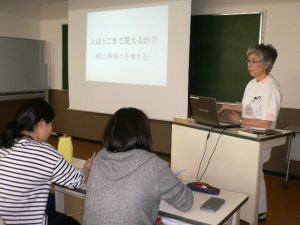 視能訓練士学科1年制 特別クラス始動!!