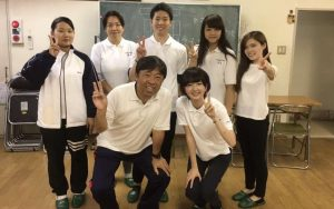 ボランティア活動報告 介護予防教室@菅原福祉文化センター