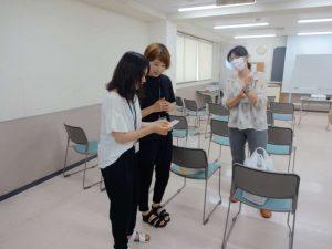 作業療法士学科 大阪府作業療法士会の研修に参加しました!