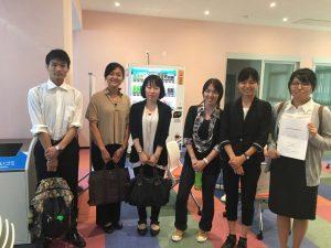作業療法士学科 学生が学会に参加しました!
