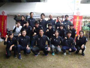 メディカルトレーナー部 活動報告~第29回ユリカモメマラソン in 武庫川~