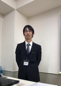 視能訓練士学科3年制 2年生の「キャリアマネジメント論」で卒業生が講演!Vol.2