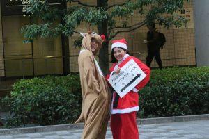 クリスマスオープンキャンパスを行いました!!