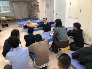 理学療法士学科 ナイトセミナー「肩関節の評価と治療」を開催!