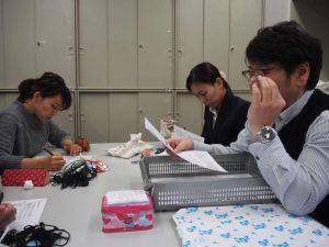 作業療法士学科 卒業生・教員の共同作業!研修会運営「OTM in 大阪 」