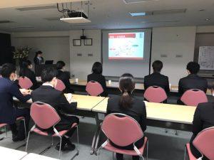 診療情報管理士学科 岸和田徳洲会病院へ見学実習に行きました!