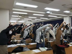 視能訓練士学科1年制&3年制 「視能矯正学」の特別講義!