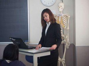作業療法士学科 第6回プレカレッジを行いました!