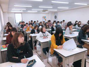 作業療法士学科 昼間部 新入生オリエンテーション!