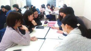 作業療法士学科 昼間部 チーム医療論始まりました!