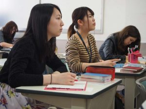 作業療法士学科 国家試験に向けて勉強中!